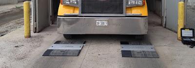 wheel load weighers