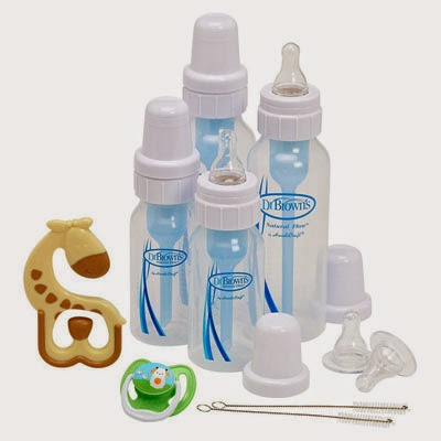 Brown's Infant Gift Set