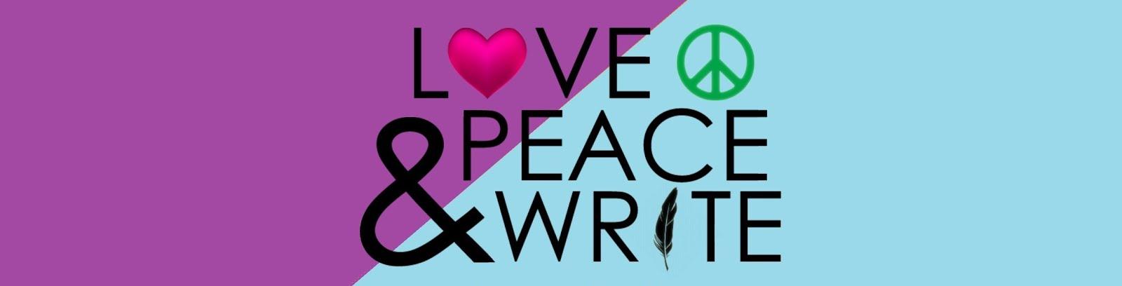 Love Peace and Write