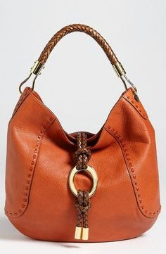 Michael Kors orange Hand Bags 2014