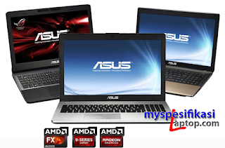 Daftar Harga Laptop Asus AMD Terbaru