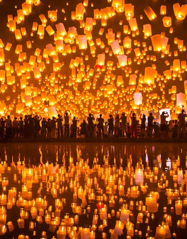 exPresso: Pingxi Sky Lantern Festival