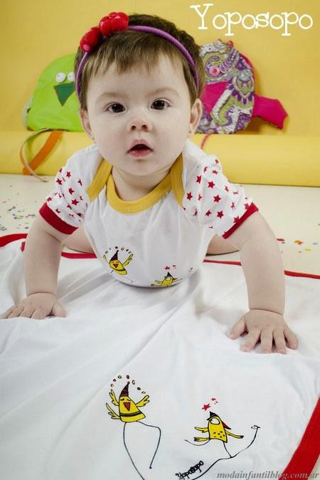 moda infantil verano 2014 yoposopo bebes