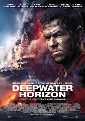 Deepwater Horizon 2016 DVD R1 NTSC Latino V2