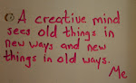 Writing on my Studio Wall