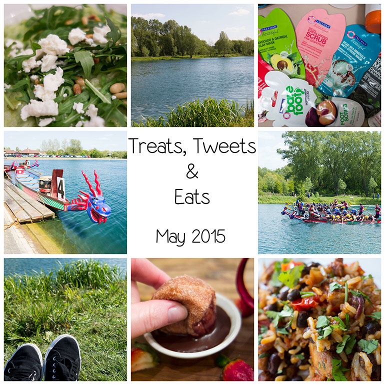 Treats, Tweets and Eats | May 2015