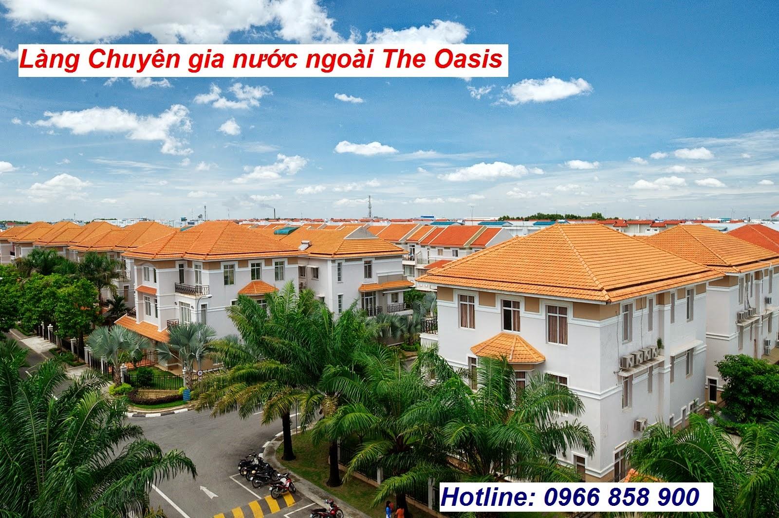 Làng chuyên gia The Oasis