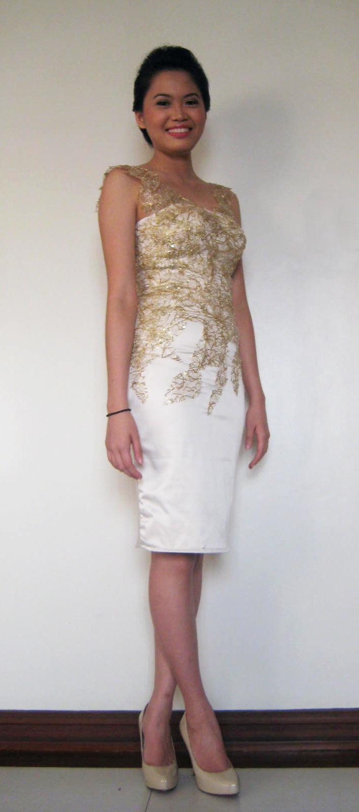 marko adalia: Rica\'s Modern Filipiniana Graduation Dress 2011