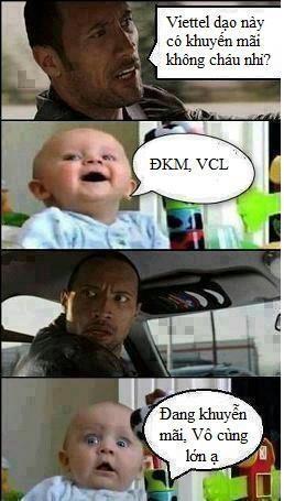 Những hình ảnh hài hước vui, độc đáo nhất, DKM VCL
