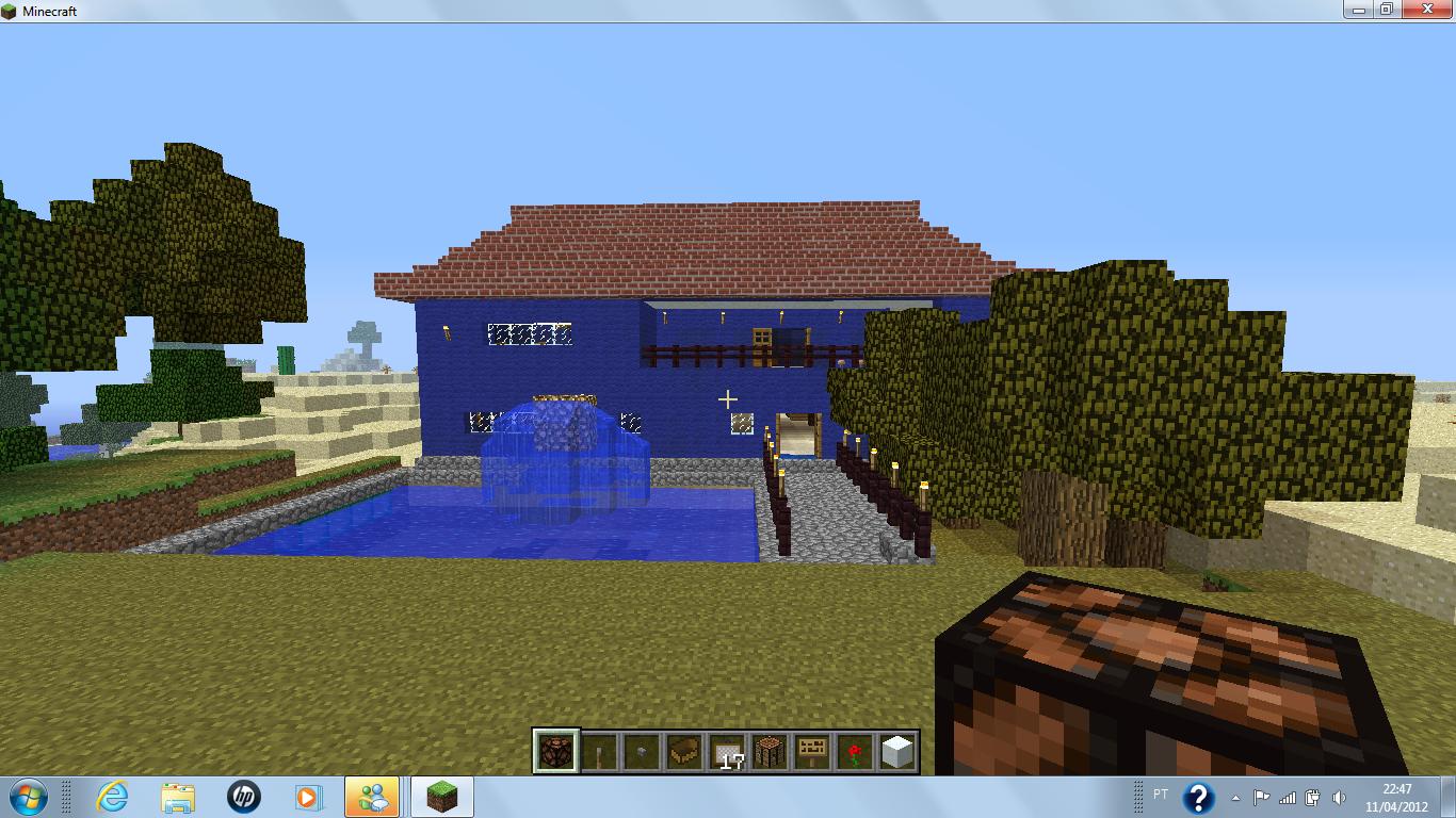 Minecraft casas marc - Fotos de casas del minecraft ...