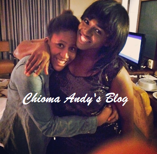 Naija Music Singer, Waje Finally Reveals Her 14-Year Old Daughter chiomaandy.com