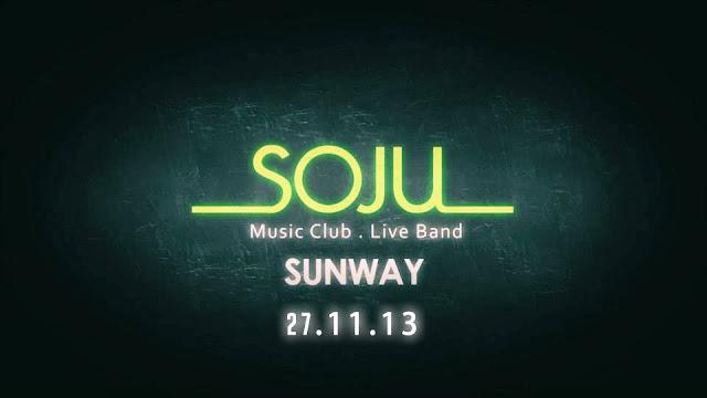 Soju Sunway is OPENING SOON !