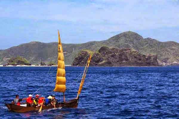 island,sabani boat