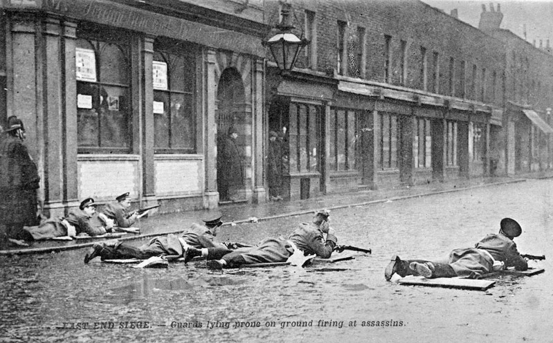 Anarchists Terrorist Attacks In Victorian And Edwardian