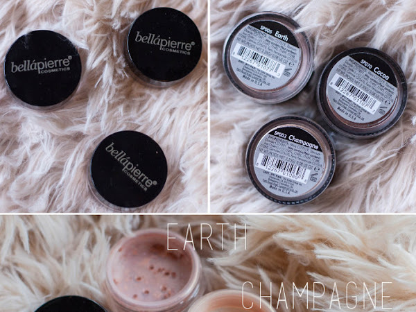 Beauty: Bellapierre mineral eyeshadow pigment review