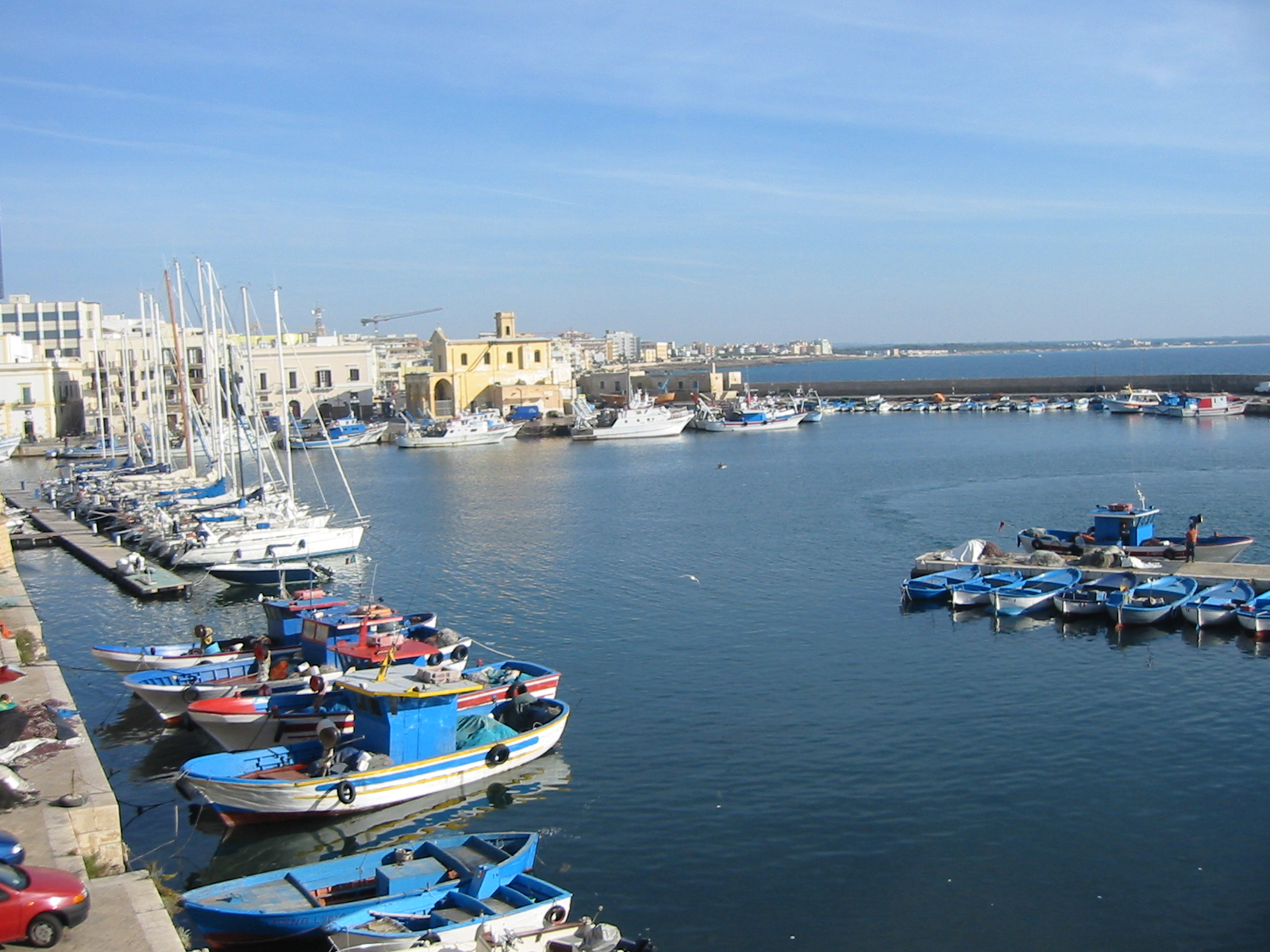 TOP WORLD TRAVEL DESTINATIONS: Brindisi, Italy