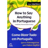 Say Anything in Portuguese