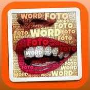 تحميل برنامج الكتابه على الصور للايفون WordFoto