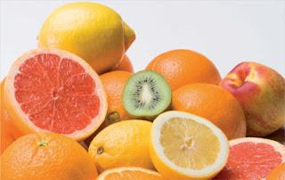 quel aliment contient de la vitamine c