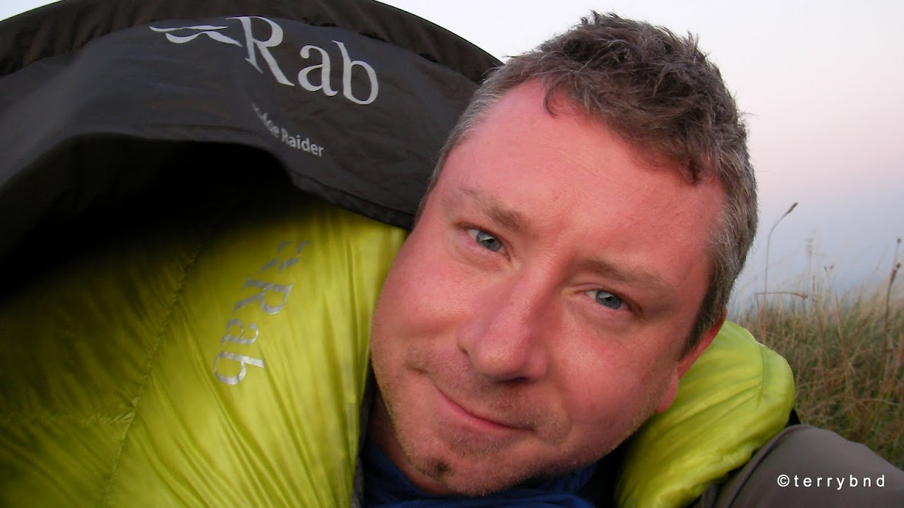 Review Rab Ridge Raider Bivi Terry Abraham