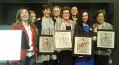 Dones Progressistes premia a la Plataforma de la Dependencia, ejemplo de lucha por la igualdad,