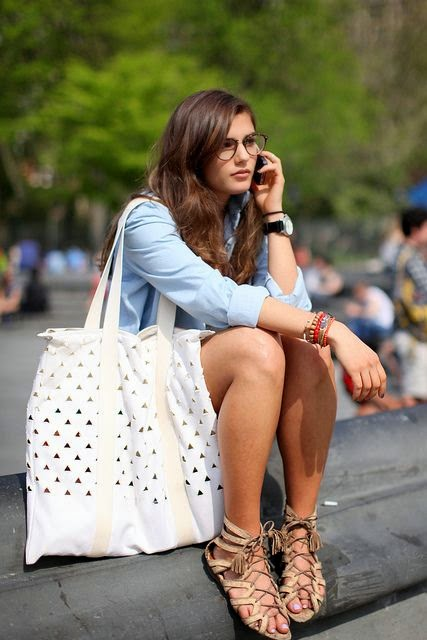 street fashion...