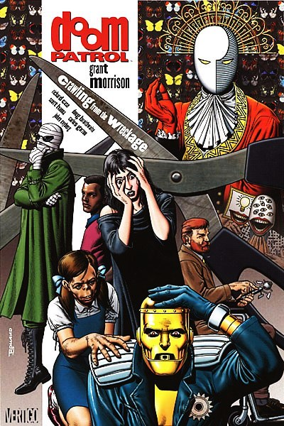 Doom Patrol vol. 1 - Grant Morrison Richard Case
