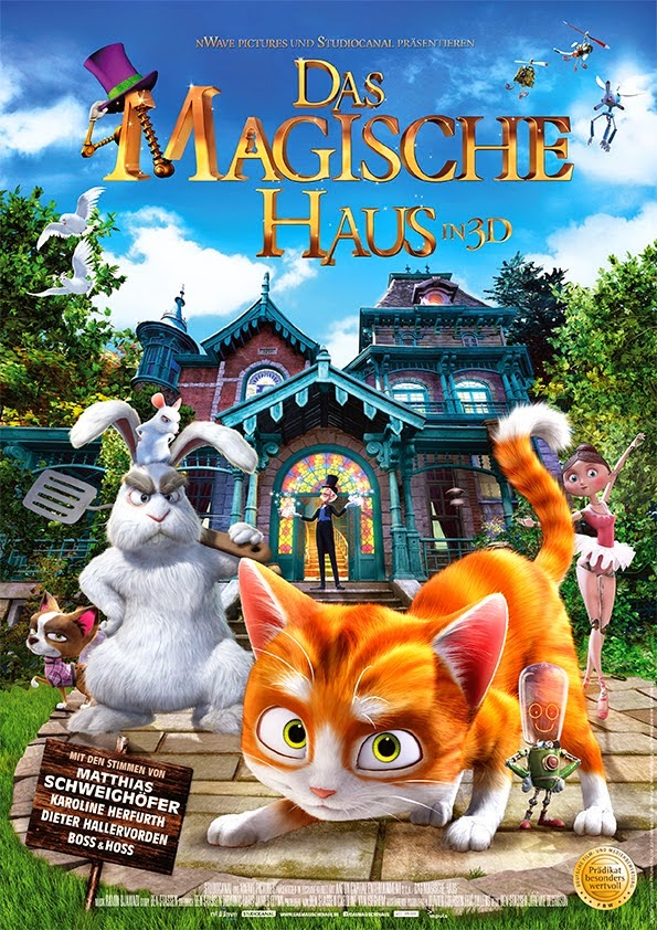 The House Of Magic 2013 BRRip tainies online oipeirates