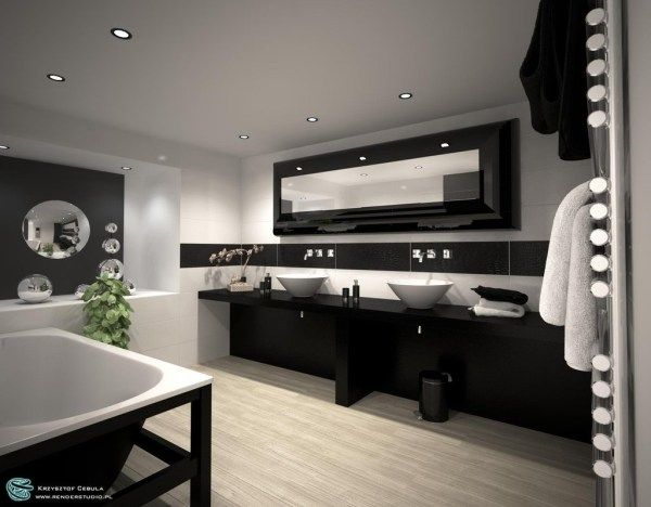 Design Kamar Mandi Modern