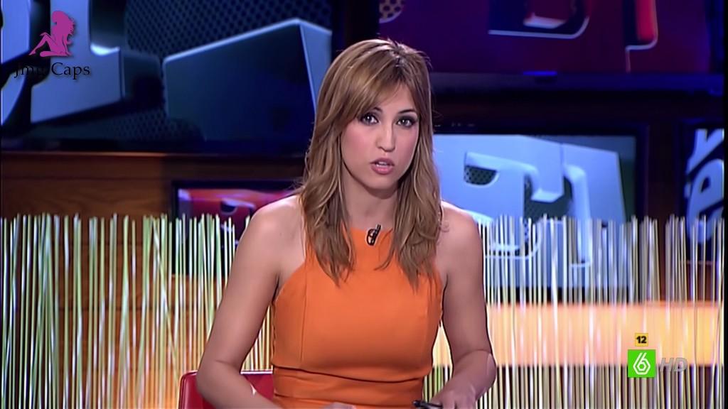SANDRA SABATES, EL INTERMEDIO (03.06.15)