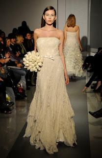 5 Vestidos de Noiva por Glória Coelho