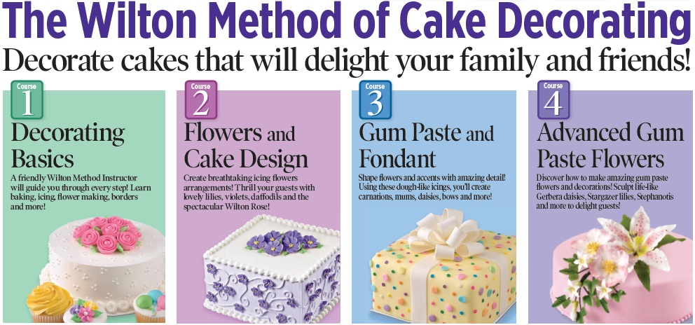 Cake Decorating Classes Free : Beki Cook s Cake Blog: Cake Decorating Classes in 2013