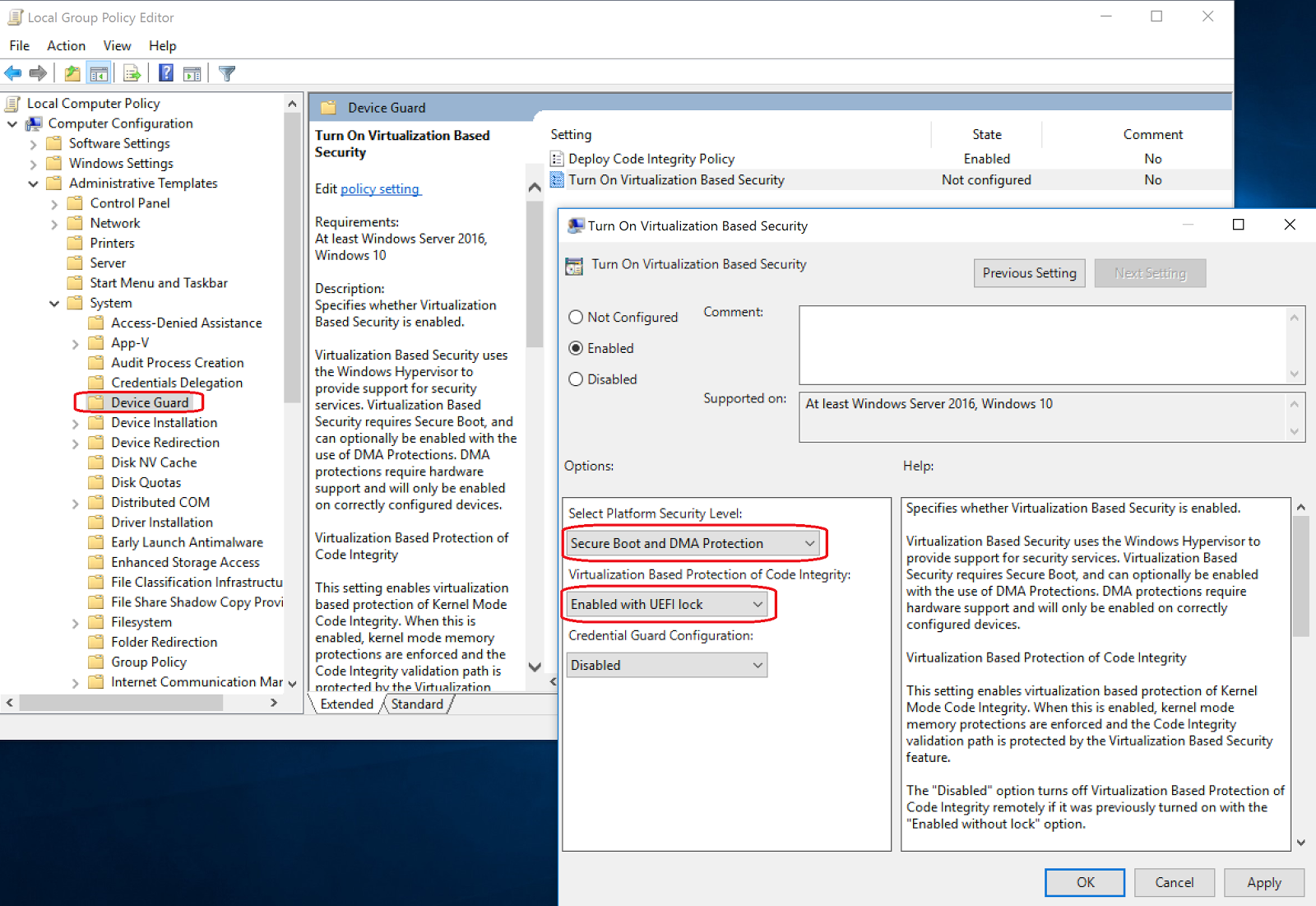 Exploit Monday: Introduction to Windows Device Guard: Introduction