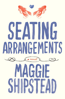 cover Maggie Shipstead- Seating Arrangements Review