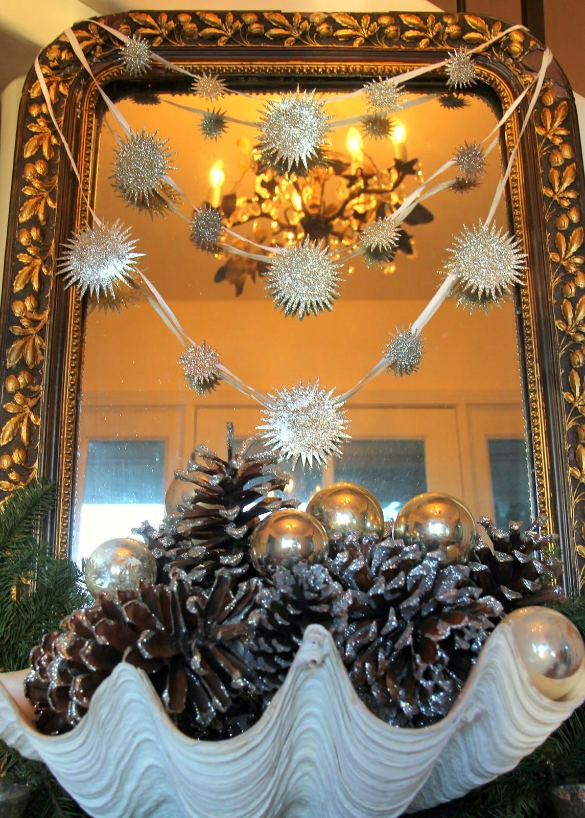 Star Garland for Christmas