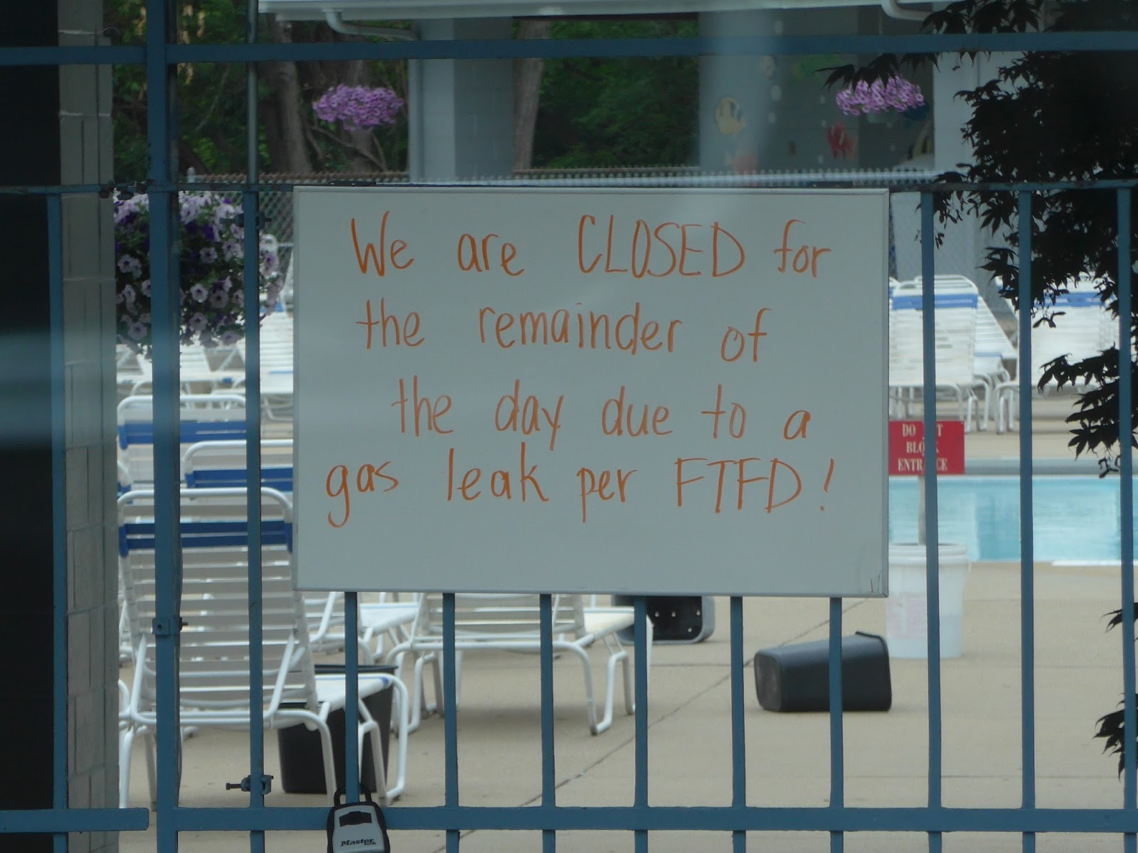 FORT THOMAS MATTERS Gas Leak Contained Board of