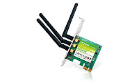 Jual TP LINK TL-WDN4800 450Mbps Wireless N Dual Band PCI Express Adapter