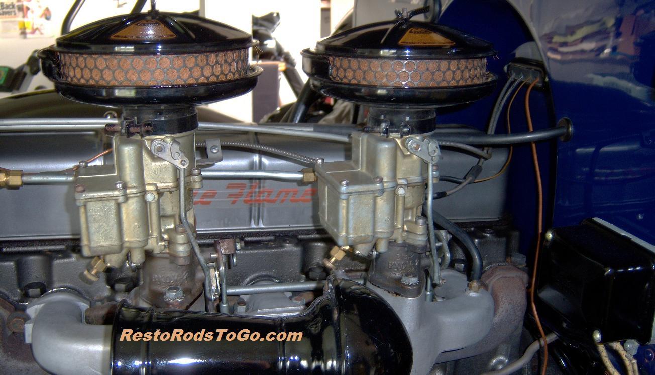 Hot Rod 235 Chevrolet Stove Bolt Six Resto Rods To Go