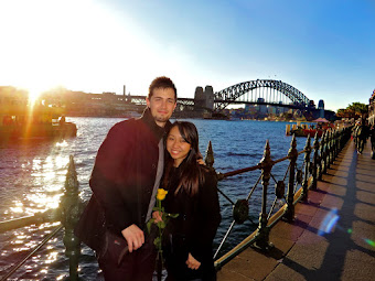 Welcome to Snapshots of Food; a Sydney based food blog run by Matt and Christie.