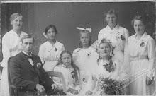 Hans og Hanna B. m.fam. Fra 1928 til 1993.