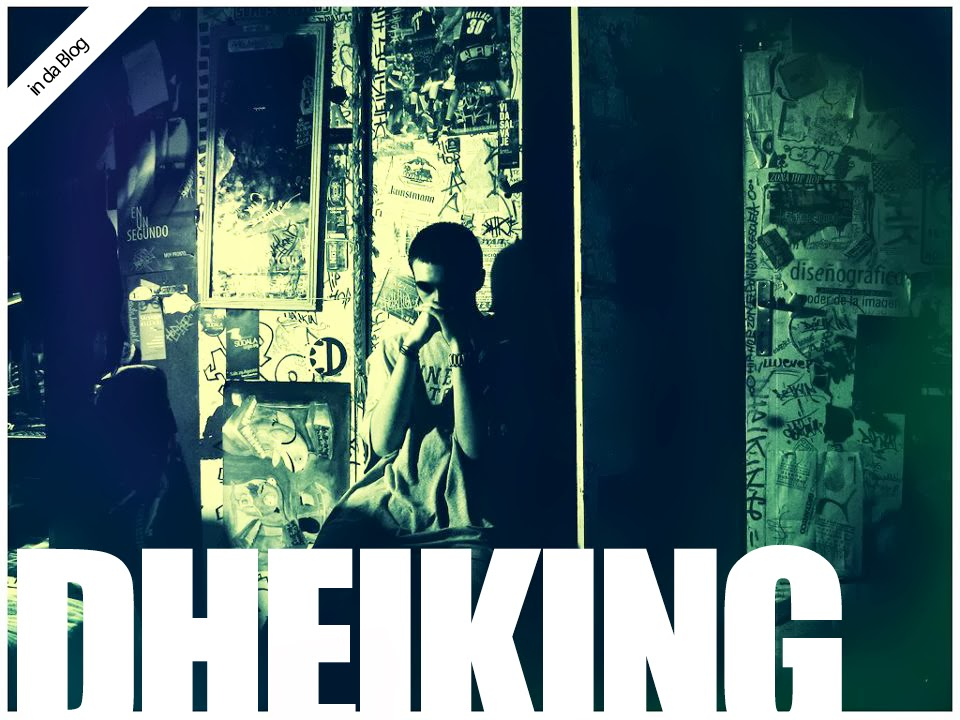 DHEIKING in da BLOG