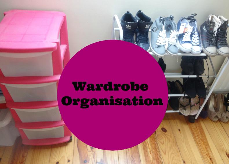 New Wardrobe Organisation