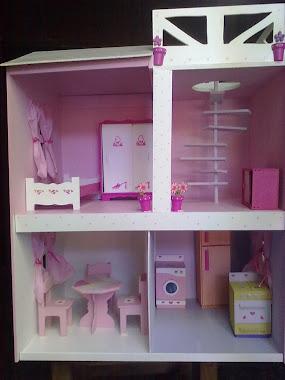 casita para las muñecas