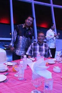 Bersama Dato Wan Salleh
