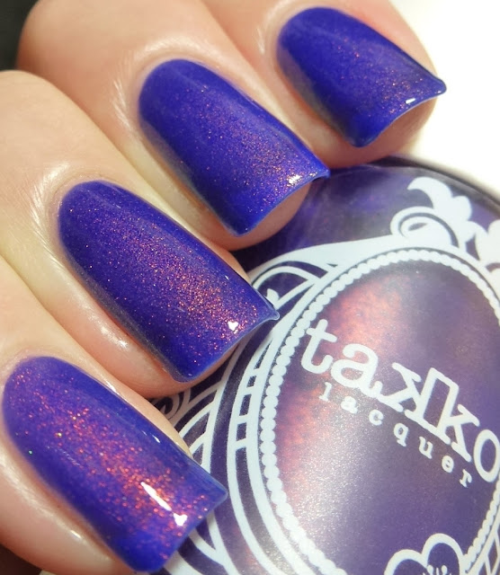 Kiss The Sky, Takko Lacquer, swatch