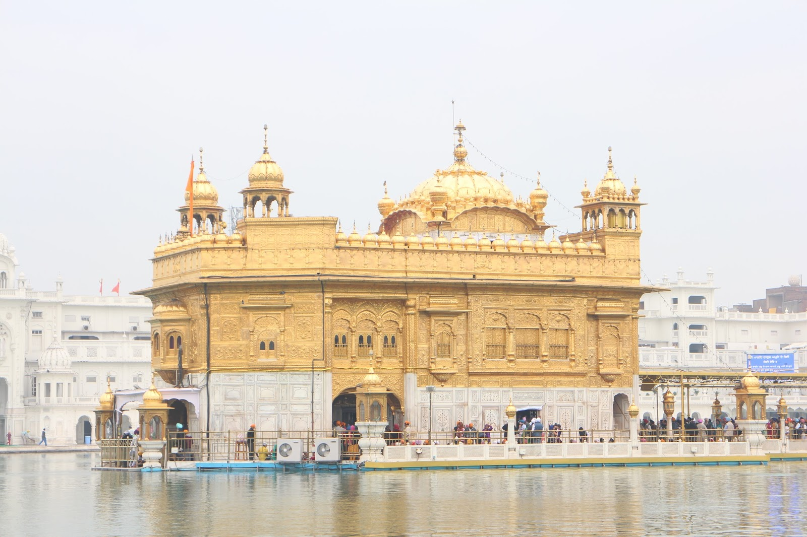 Short essay on visit to golden temple