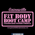 Breast Cancer Awareness Graphic T-Shirt Design For Gainesville Fit Body Boot Camp