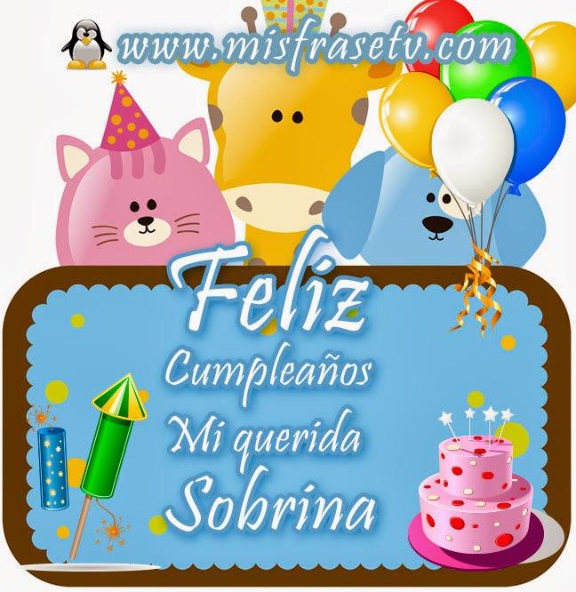 Feliz Cumpleaños Sobrina – Tarjetas para un YouTube