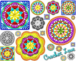 CrochetLove Stickdatei