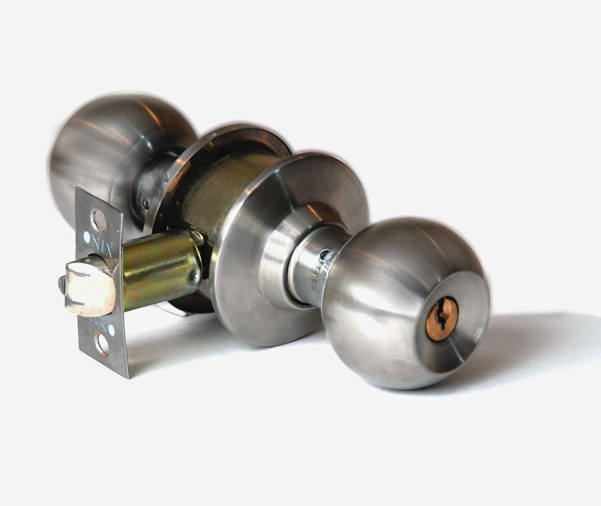 Instalaci n de cerraduras de pomo cerrajeros donosti - Pomo con cerradura ...